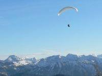 Sporturlaub im Bayerischen Wald Gleitschirmfliegen