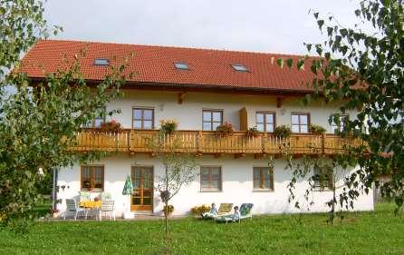 Ferienhaus mit Hund m Bayerischen Wald
