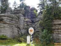Ausflugsziele Berge im Bayerischen Wald Dreisessel