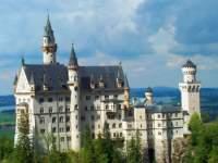 Sehenswürdigkeiten Oberbayern Ausflugsziel Schloß Neuschwanstein