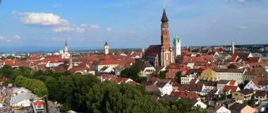 Bauernhofurlaub Niederbayern Ausflugsziele und Sehenswürdigkeiten Straubing