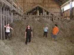 Bayern Freizeittipps und Freizeitmöglichkeiten für Kinder am Bauernhof
