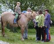 Reiterferien für Kinder am Bauernhof