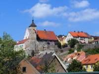 Ausflugsziele im Oberpfälzer Wald Sehenswerte Stadt Nabburg