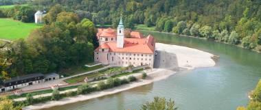 Altmühltal Sehenswürdigkeiten Kloster Weltenburg