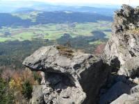 Wandergebiete im Bayerischen Wald Kaitersberg