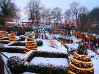 Reisen Weihnachten Christkindlmarkt Schloss Hexenagger